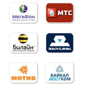 Операторы сотовой связи Черлака